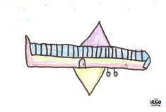 Wings, Drawings