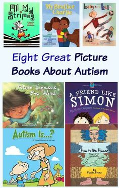 Great Picture Books About Autism. Reading Picture Books About Autism builds understanding, compassion, empowerment, self-acceptance and inclusion. Autism Activities, Autism Resources, Book Activities, Sorting Activities, Preschool Books, School Resources, Educational Activities, Reading Books, Books To Read