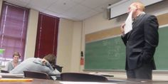 Student Pretends To Be Pregnant In Legendary April Fools' Prank (Video).