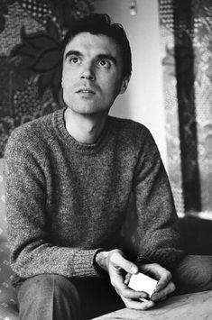 David Byrne, genius and inspiration.
