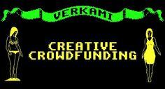 #SPECTRUM #CROWDFUNDING #ART #8BITS - VERKAMI, CREATIVE CROWDFUNDING by Javi Álvarez.  De las manos y el Spectrum del maestro Javi Álvarez (http://poderesmentales.com/ - Fluzo, Dúo Cobra) ha nacido esta pequeña joya, una celebración del crowdpower en 8 bits.  Hardware por Sir Clive Sinclair.  ART by: http://poderesmentales.com  +INFO: www.verkami.com