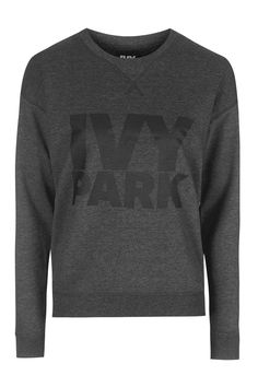 Logo Crew Neck Sweatshirt by Ivy Park
