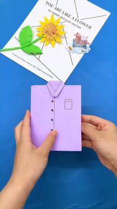 Diy Crafts Hacks, Diy Crafts For Gifts, Diy Home Crafts, Diy Arts And Crafts, Creative Crafts, Crafts For Kids, Cool Paper Crafts, Paper Crafts Origami, Newspaper Crafts
