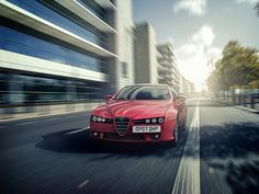 VRED, Alfa Romeo Brera   CGI, Photography, Retouching on Behance