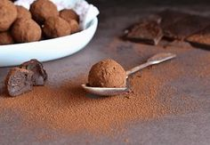 Recept na vynikající domácí čokoládové lanýže♥ Potěšte svoje milované buď dnes na sv. Valentýna nebo kdykoliv během roku při přípravě oslav, či Vánoc.♥