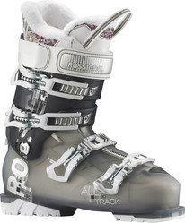 Salomon x pro 80 Ski Shoe Men's 3 D Inner Shoe Black Red New all Mountain S N