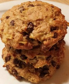 Blog - Μπισκότα με φρούτα και βρώμη για πρωινό ή σνακ