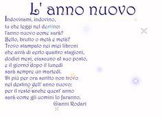 Gianni Rodari L'anno nuovo