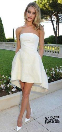 Стильное платье. Выкройка / Западло