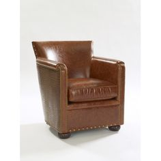 Found It At Wayfair   Tahoe Leather Club Chair