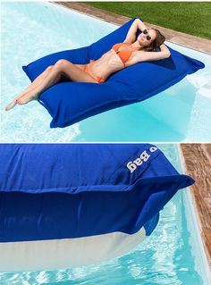 Bean bag and floating chair Jumbobag Ex-Trem