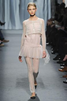 Défilé Chanel Haute couture Printemps-été 2011