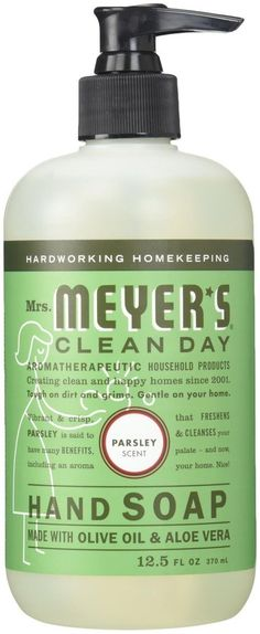 Mrs. Meyer's Clean Day Hand Soap - Parsley - 12.5 oz