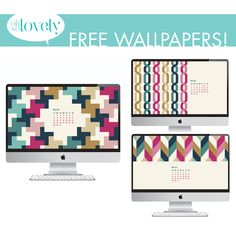 Oh So Lovely: FREEBIES // MARCH DESKTOP CALENDARS 2015