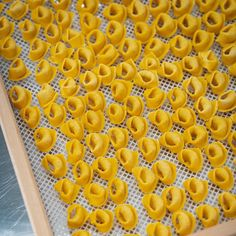 "Between rolling pins and technique, the secret ingredient of this tortellini is the ""rezdôre,"" the women who roll out the pasta dough."
