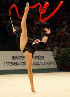 Anna Bessonova (Ukraine) HD Rhythmic Gymnastics Photos