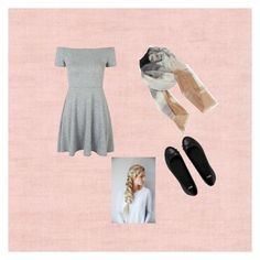 """A Night Out With the Girls"" by isabella-starr ❤ liked on Polyvore featuring beauty, Topshop, Nordstrom and ASOS"
