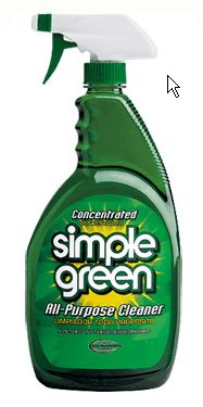 """DO NOT USE THIS PRODUCT! Simple Green, a hugely popular household cleaner, is marketed to the consumer as a """"non-toxic,"""" """"biodegradable,"""" and """"non-hazardous"""" alternative to presumably more toxic cleaners. And yet, the product's manufacturer, Sunshine Makers, Inc., makes available a material safety data sheet (MSDS) that tells a radically different story: Toxic, Animal Carcinogen, Hazardous, etc..."""