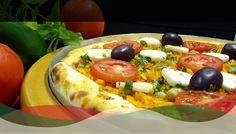Pizzaria Jóia | O melhor sabor de São Paulo Comida Delivery, Vegetable Pizza, Vegetables, Food, Pizza House, Veggies, Vegetable Recipes, Meals, Yemek