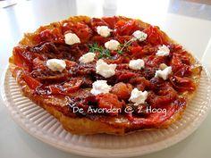 De Avonden @ 2 Hoog: Tomaten Tarte Tatin