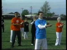 (Click to Play) Warm-Ups: Tai Chi For Beginners/Seniors Video Preview by Mark Johnson. http://TaiChiForSeniorsVideo.com/
