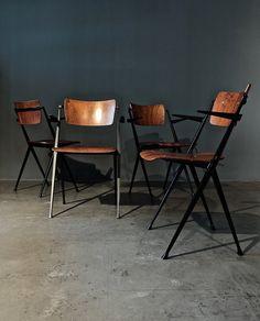 Pyramid Chair by Wim Rietveld @funcfurniture.de. | func. furniture