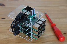 Let's build a PicoCluster for Docker Swarm
