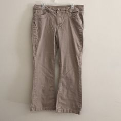 Riders by Lee Khaki pants are in great condition. Size 16P inseam is 27. No stains rips or tears. Zipper is functional.  Depending on the light, colors may look lighter or darker in photos.   NO TRADES NO PAYPAL ✅BUNDLES WITH A DISCOUNT ✅HOLDS ✅PRICE NEGOTIATIONS  ✅ORDERS OVER $20 WILL RECEIVE A FREE GIFT Riders by Lee Pants
