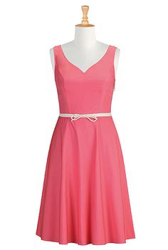 I <3 this Emma dress from eShakti