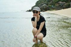 Pantai Pok Tunggal Jateng