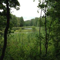 Porlan puisto Lohjalla
