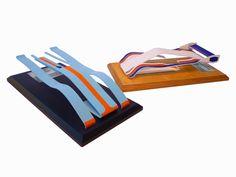 Dave Clark Design: 917 Handmade Aluminium Form Sculpture - Limited Edition