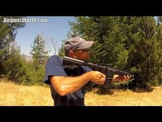 Umarex Steel Force Air Gun Table Top and Shooting Review