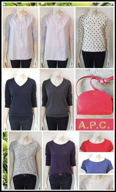 A.P.C S/S13 Part 1 NOW IN @ PRESS! x