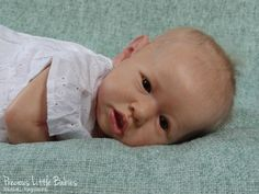 Precious Little Babies ~ Reborn Baby Girl Doll *Saskia ~ Bonnie Brown* Layaway