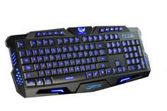 Pictures of Wired Backlight Keyboard, Gaming Keyboard, Photo, Image