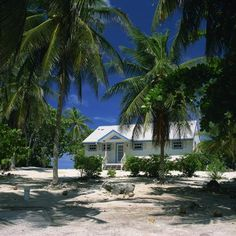size: Photographic Print: Typical Cottage on the North Side of Grand Cayman, Cayman Islands, West Indies, Caribbean by Ruth Tomlinson : Artists Beach Hotels, Beach Resorts, Oahu Hawaii, Hawaii Beach, Beach Trip, Beach Travel, Vintage Hawaii, Beautiful Places To Travel, Grand Cayman