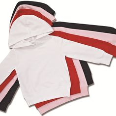 Hoodie Pink - Classic Luxury Baby and Children's clothing | KelseyMaclean.com