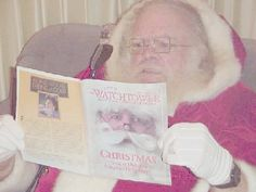 How Santa Found Out He Wasn't Real...sorry, but I really laughed at this one!
