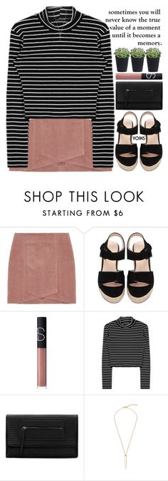 """""""so glad i outgrew some people"""" by exco ❤ liked on Polyvore featuring NARS Cosmetics, xO Design, clean, organized, yoins, yoinscollection and loveyoins"""