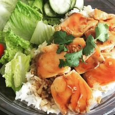 Pokedon GO! (Don means Bowl in JP) We will be at 8439 Steller Dr. Culver City today until 2:15. If you order Teriyaki Salmon Bowl Seaweed salad come with it today :) #poke #lunch #aroundtheworld #culvercity #teriyaki #bentenbowl