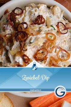 Nacho Dip, Pesto Dip, Party Dip Recipes, Party Finger Foods, Wonderful Recipe, Diy Food, Food Ideas, Chutney, Family Meals