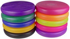 "Isokinetics Inc.™ Exercise Disc/Balance Cushion - 14"" Diameter - 10 Colors {Great alternative to having students sit on exercise balls!}"