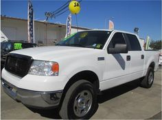 2008 Ford F150, 107,829 miles, $15,777.
