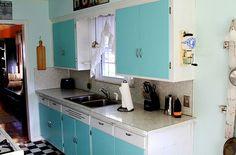 original resopal k che pastell retro 50er jahre k chen pinterest 50er jahre pastell und retro. Black Bedroom Furniture Sets. Home Design Ideas