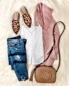 Winterstil 2017 - mode - Best Of Women Outfits Mode Outfits, Fashion Outfits, Womens Fashion, Fashion Trends, Fashion Fashion, Outfits 2016, Jeans Fashion, Ladies Fashion, Fashion Ideas