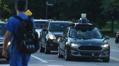 "As long as research is being done to keep our roads as safe as possible then self-driving cars can probably help ease traffic patterns in the future. However regular human drivers will definitely be around for a long time!   ""Consumers aren't as excited as the auto industry about self-driving cars"" - http://ift.tt/2eAo6hl"