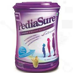 Pediasure Vanilla Baby Formula