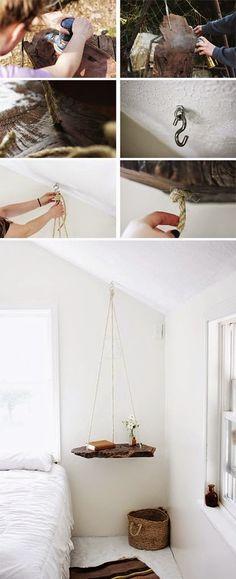 70 Ιδέες για να βάλετε τα κούτσουρα στο σπίτι σας! | Φτιάξτο μόνος σου - Κατασκευές DIY - Do it yourself