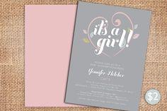 cute invitation